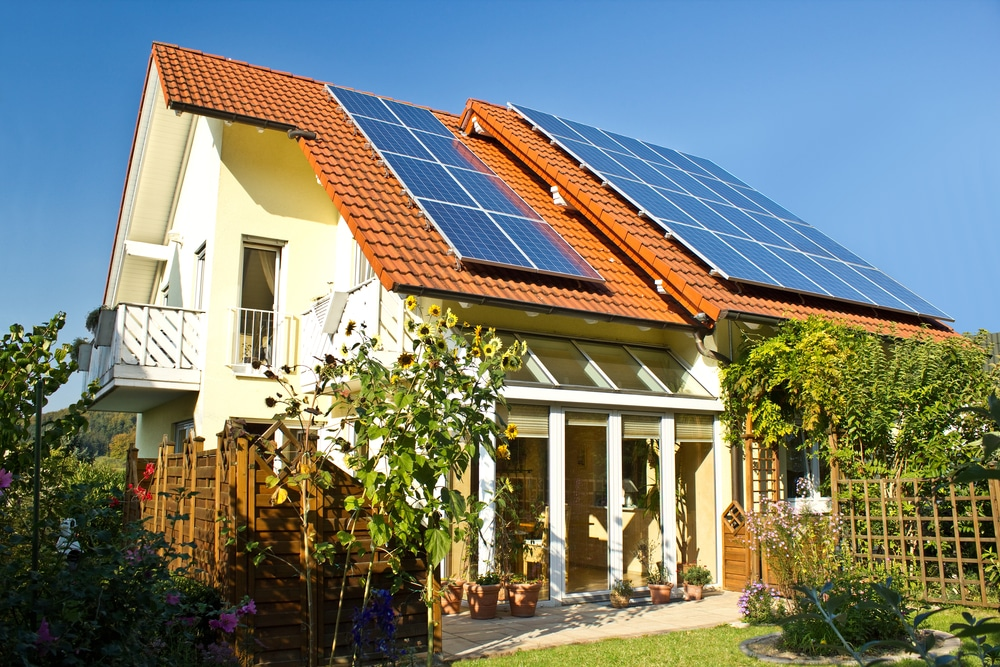 Be a Part of the Solution by Building a Green Home