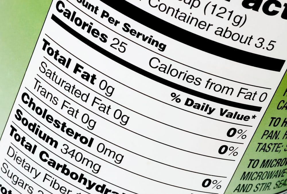 How to Read Food Labels for Your Health