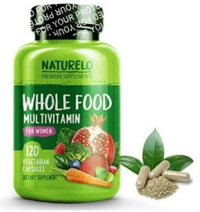 NATURELO vegan multivitamins