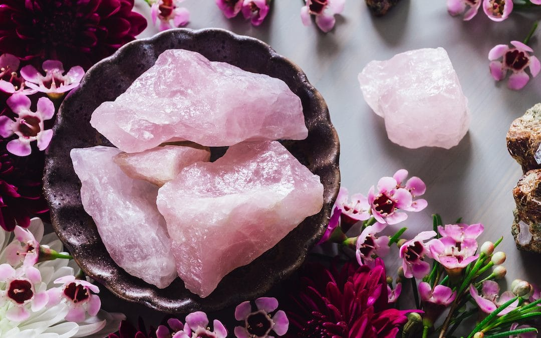 Feeling Overwhelmed? These Crystals for Anxiety Can Help You with That