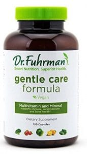 Dr. Fuhrman vegan multivitamins