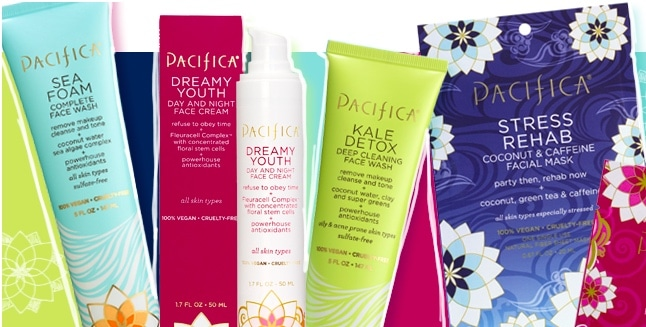 Pacifica Beauty bestsellers