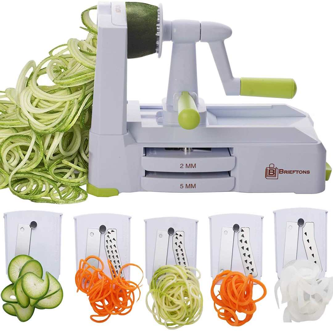 best spiralizer for vegetables