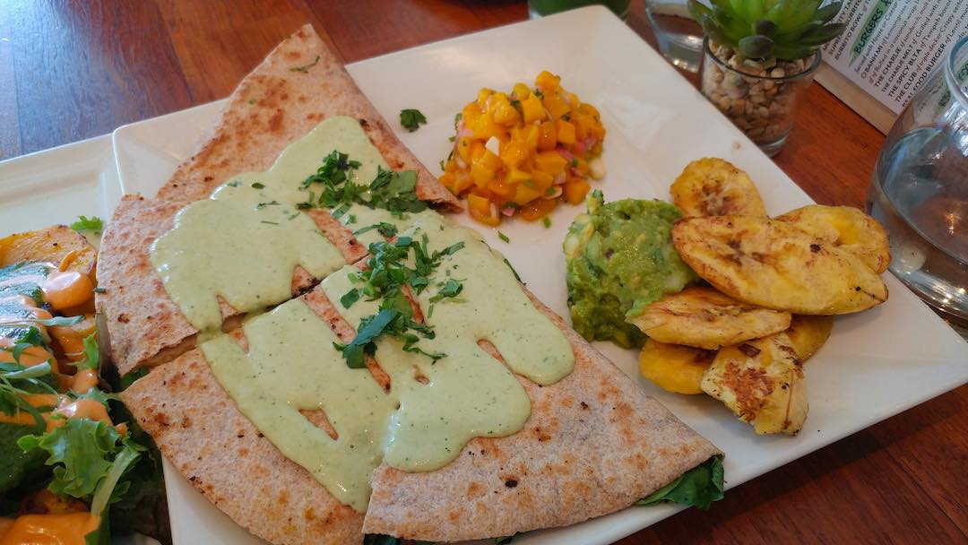 vegan restaurants los angeles