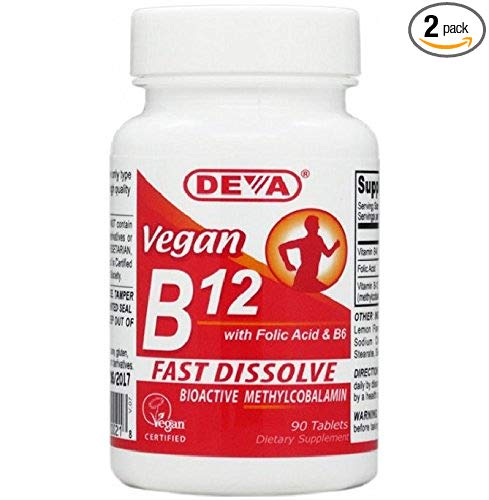 vegan sources of b12