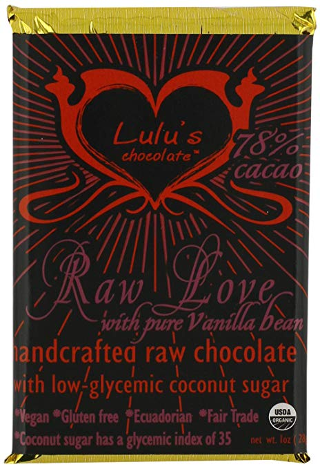 Lulu's Chocolate Raw Love