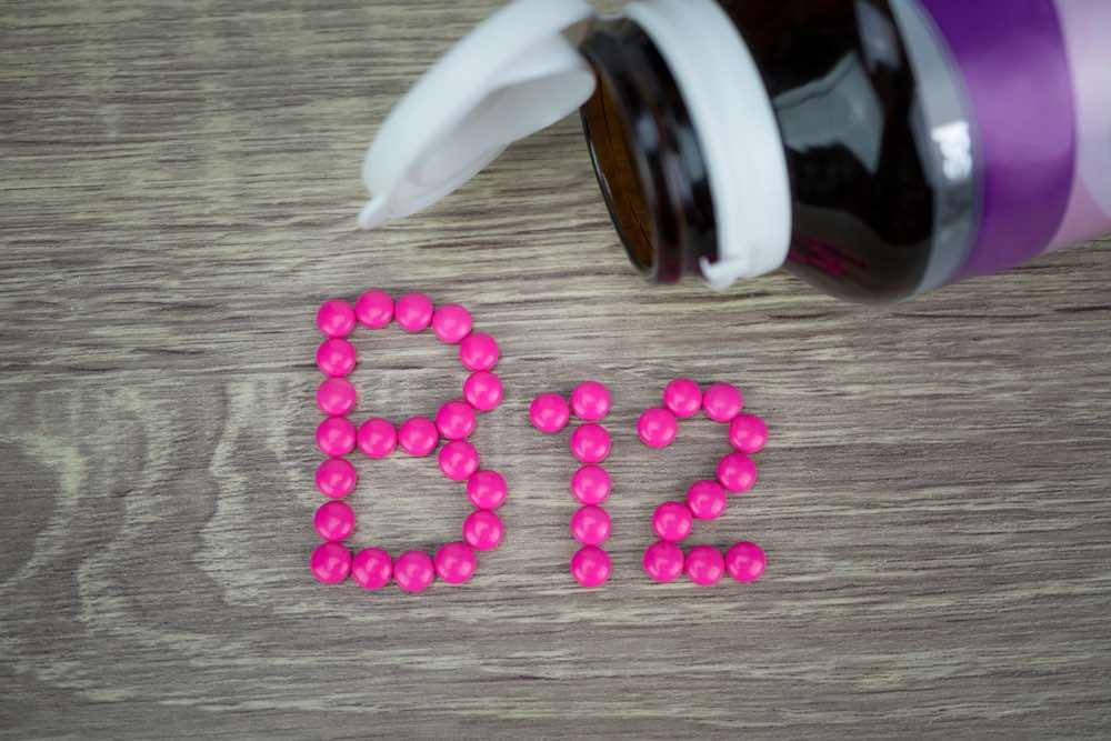 vegan sources of b12