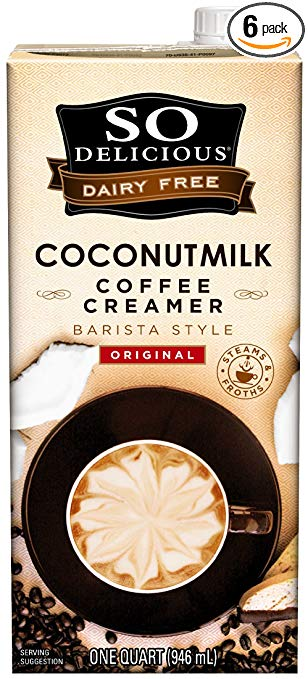 vegan coffee creamers
