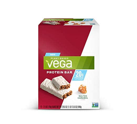 vegan protein bars
