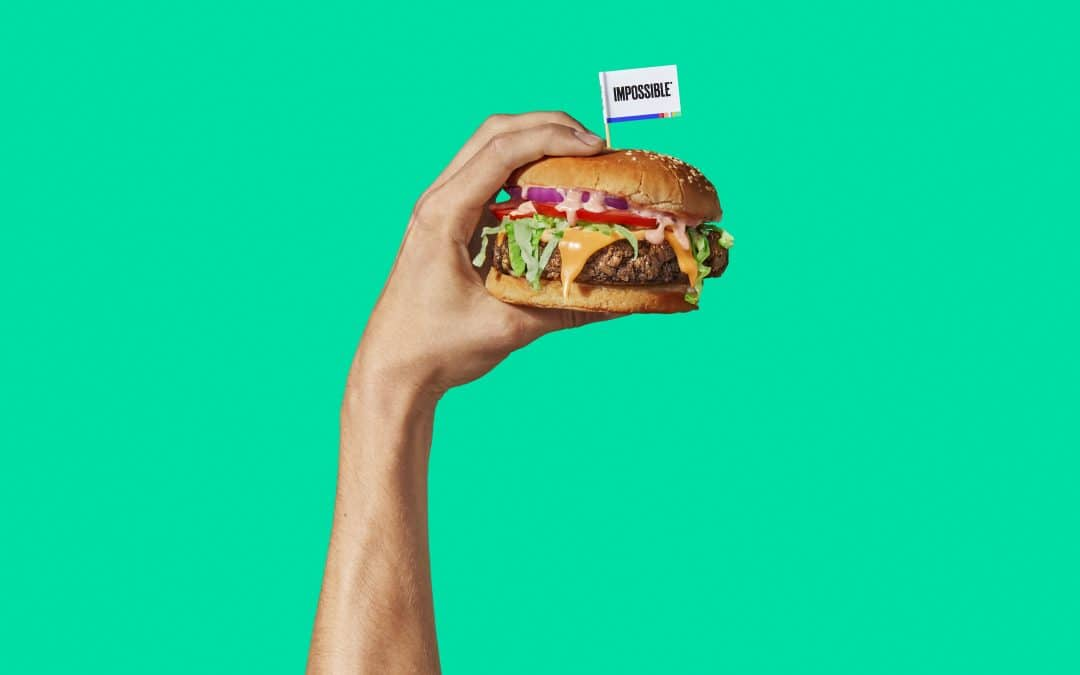 Impossible Burger Review: A Vegan Burger That Tastes Like Meat