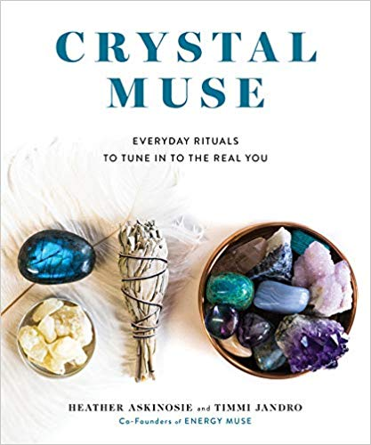 books on crystals for creativity