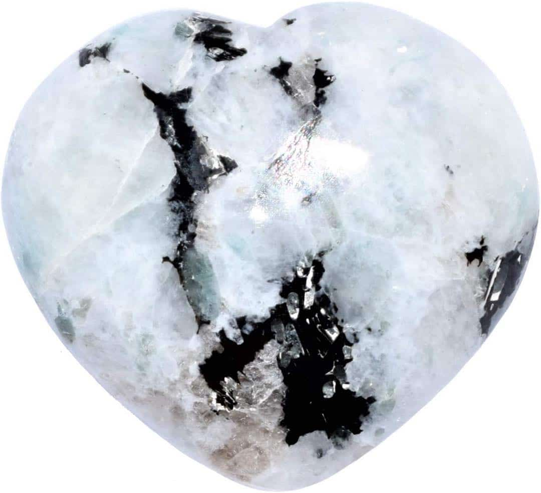 Moonstone crystal for anxiety
