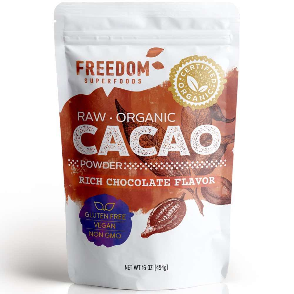Cacao Powder, Organic Raw