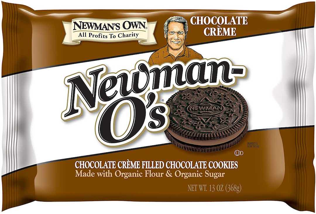 Newman O-s for vegan cheesecake recipes