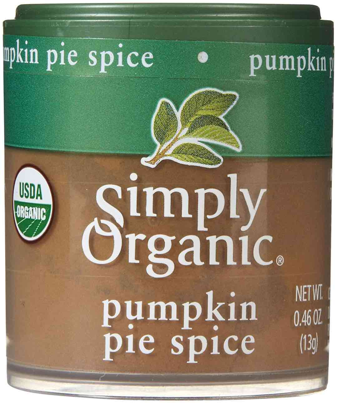 Simply Organic Organic Mini Pumpkin Pie Spice